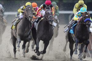 Belmont Stakes, weekend fun with hats and horses